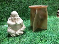 LATEX ONLY MOULD BUDDHA 26CM TALL ORNAMENT MOULD
