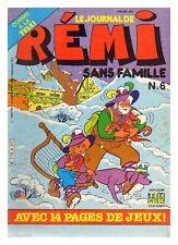 REMI SANS FAMILLE N°  6 TELE GUIDE 1977