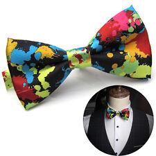 réglable vif papillon impression hommes NOEUD Fête de noces Essentials cravate
