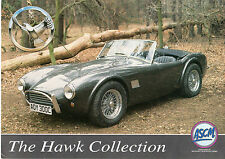 Hawk 1.8 2.6 289 Le Mans UK Market Leaflet Sales Brochure AC Cobra Replica Kit