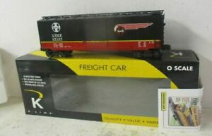 K-LINE 'O' 761-1051 SANTA FE BOXCAR
