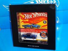 Hot Wheels RLC / HWC Original 16 Replica Custom Barracuda Spectraflame Blue