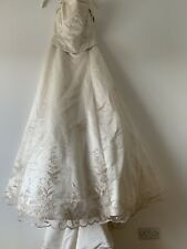 Romantica Wedding dress size 14 New