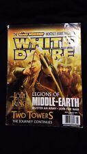 White Dwarf #319 Index Xenos Eldar Rangers, LOTR Legions of Middle Earth