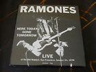 Slip Album: Ramones : Here Today Gone Tomorrow Live San Francisco 1978 : Sealed
