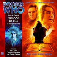 The Book of Kells (Doctor Who: The Eighth Doctor... by Edwards, Barnaby CD-Audio