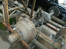 1988-1989 Chevy GMC 3500 Pickup Rear Axle Assembly 4.10 Ratio 156K Miles OEM DRW