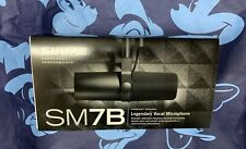 New ListingShure Sm7B Legendary Vocal Microphone