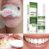 Fresh Shining Tooth-Cleaning Mousse Toothpaste Teeth New Oral Whitening H0I6
