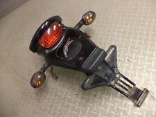 Buell Lightning XB12ss plate holder with rear light, indicators (XB12, XB9)