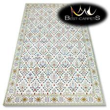 "TRADITIONAL AGNELLA RUGS cream traditional ""STANDARD"" modern designs carpet"