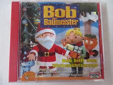 Hörspiel zur TV-Serie  Bob hilft dem Weihnachtsmann Abenteuer Bob der Baumeister