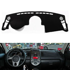 Dashboard Cover Dashmat Dash Mat Pad Sun Shade Carpet Pad For 2010-2013 Kia Soul