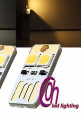 Night Light 0.5W 6000K BIANCO CALDO LAMPADINA MINI USB LED chip modulo