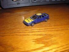 Vintage No Name 1990's Toyota Celica Supra Road Race Car Blue