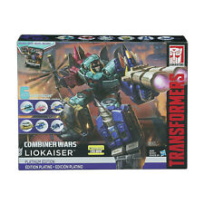 Transformers Generations Platinum Edition Combiner Wars LIOKAISER Action Figure