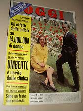 OGGI=1968/49=FARAH DIBA=ANTONIO FORTICHIARI==ALFANO=RAFFAELE PISU=PAOLO FIOCCA=