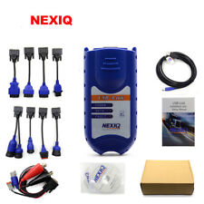 NEXIQ 125032 USB Link FULL SET Diesel Heavy Duty Truck Diagnostic Tool+ Software
