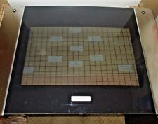 Electrolux Oven Door Panel SS 318261395, 1466396 SATISF GUAR FREE EXP SHIPPING