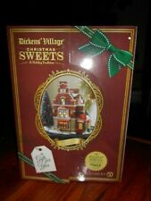 DEPT 56 DICKENS' Village CHRISTMAS SWEETS NIB *Sealed*
