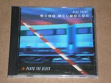 BLUE TRAIN: JOHN COLTRANE PLAYS THE BLUES - CD