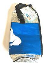 Bolsa nevera térmica botella aluminio para camping playa isotérmica