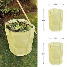 Große Kapazität Garten Tasche Wiederverwendbar Sack Müll Kann Faltbar Abfall