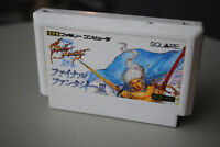 Jeu FINAL FANTASY III 3 pour Nintendo NES FAMICOM version Jap
