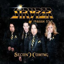 Second Coming 2lp 0803341391161 by Stryper Vinyl Album