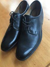 Clarks Narrative Truxton Plain Men US 8.5 M Black Leather Waterproof