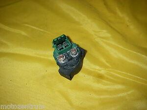 Relais de Démarreur Interrupteur Magnétique Sol. Honda VT600
