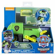 PAW PATROL MISSION PAW - ROCKY'S MISSION RECYCLING TRUCK / SPINMASTER 2018