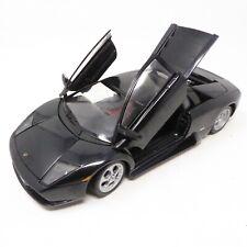 2001 Hot Wheels 1/18 Lamborghini Murcielago Diecast Black Model Car