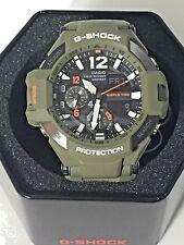 NEW IN BOX G-Shock GA1100KH-3A GravityMaster Twin Sensor Casio Men's Watch