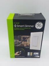 GE Enbrighten, Z-Wave Plus Smart Dimmer White ZW3005 NEW SEALED