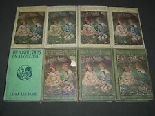1904-1958 THE BOBBSEY TWINS BOOK LOT OF 19 - LAURA LEE HOPE - KD 1378