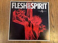 Bill Burkett, Joe Peterson, Cathy Peterson – Flesh And Spirit (Vinyl) GCE 7777