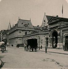 PARIS c. 1900 - Stéréo L'Ecole des Arts et Métiers - 45