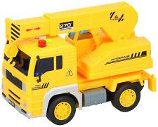 Kinderspielzeug 1:20 Baulaster Kranwagen LKW-Kran Baustelle Spielzeugauto #323