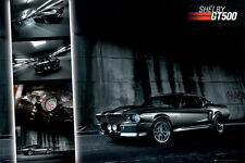 Ford Shelby Mustang GT500 Cars Motor Maxi Poster Print 61x91.5cm | 24x36 inches