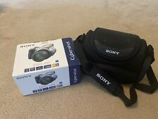 Sony Cyber-Shot DSC-H5 Camera, Soft Camera Bag and Accessories