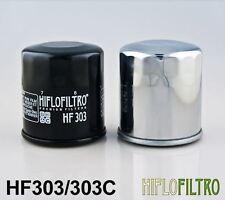 Yamaha  XV1900 C Raider S 09-10 Hiflo Chrome Oil Filter