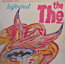 ++THE THE infected (2 versions) /disturbed MAXI PROMO 1986 EPIC EX++