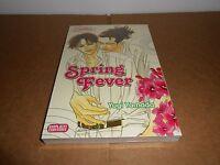 YAOI Spring Fever Manga Graphic Novel Book in English
