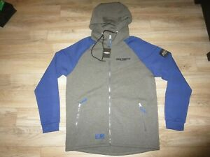 Dirt Bike Channel DBC Racing Zip Up Hoodie Hoody XL Mens NEW Charcoal Gray