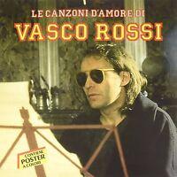 Vasco Rossi: Le Canzoni D'Amore - LP Vinile + Poster