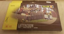 FALLER N 180405 Picket Fence NEW ORIGINAL PACKAGING