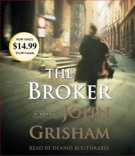 John Grisham: The Broker by John Grisham (2006, CD, Abridged)
