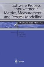 NEW Software Process Improvement: Metrics, Measurement and Process Modelling