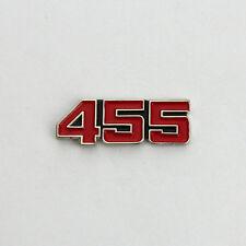 Chevy Chevrolet V8 455 Logo US Car Button Hat Pin Anstecker Anstecknadel Badge